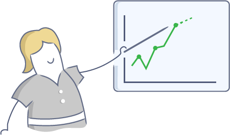 Opzetten sales forecast