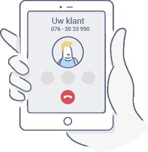 Contact met uw klanten