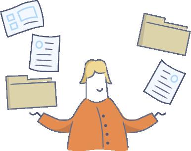 Verzorgen van uw facturen en administratie